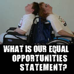 What is our equal opportunities statement?