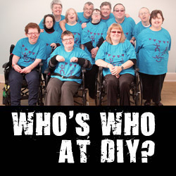 Who's who at DIY?