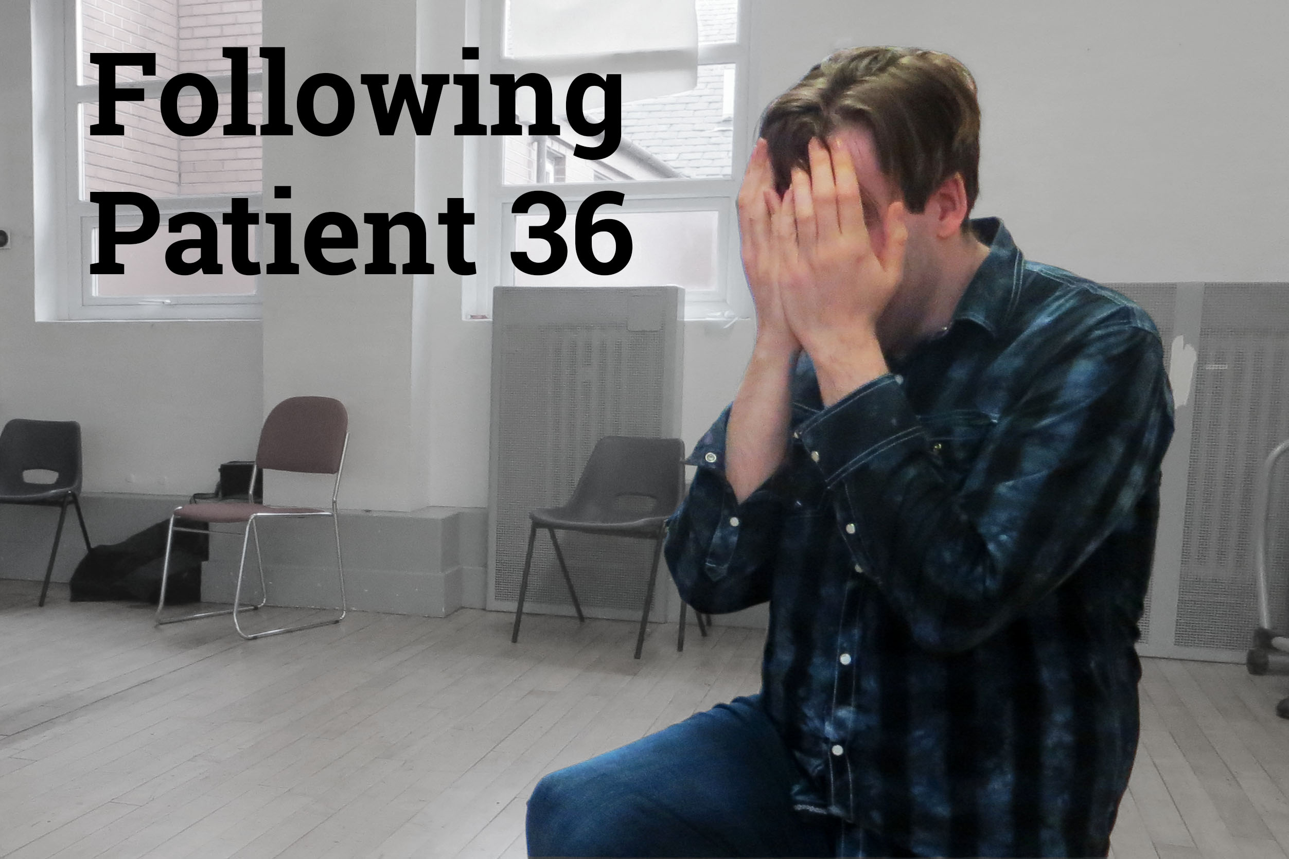 Photo: DIY starts work on our new show – Following Patient 36