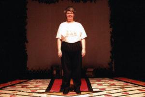 photo of Sandra Brookes in Strange Capers