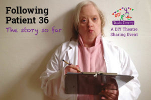 You can see our programme for the Following Patient 36 sharing events, this is a picture of the cover