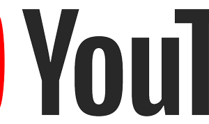 'YouTube' logo
