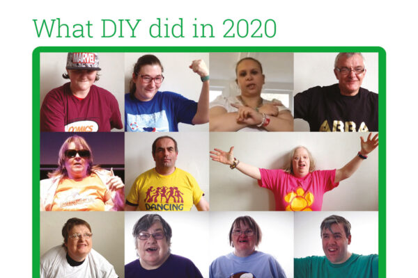 What DIY did in 2020 - our Impact Summary Report