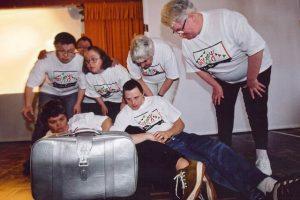 Photo: Kris, Paula, Philip, Sandra, June, Irene & Ricky - BTTF